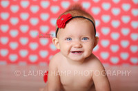 Heart Photography Backdrop - Item 670