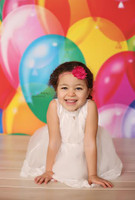 First Birthday Photo Shoot Backdrop  - Item 712