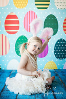 Easter Portrait Photoshoot Backdrop - Discount Photo Studio Supplies - Item 738