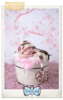 Cherry Blossom Photography Backdrop  - Item 784