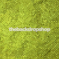 Textured Green Dot Paper Photography Backdrop  - Item 830