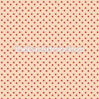 Pink and Red Dot Backdrop for Photos - Romantic Photography Backdrop - Teen Photoshoot Prop - Item 1005