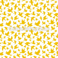 Yellow Photo Backdrop - Dove Bird Background for Photography - Item 1157