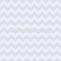 Pastel Blue Photography Chevron Backdrop  - Item 1178