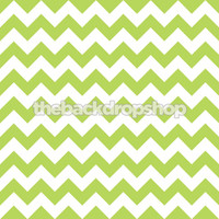 Lime Green and White Chevron Photo Backdrop - Chevron Pattern Photography Background - Item 1193