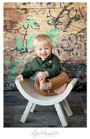 Graffiti Photography Backdrop - Wood Floor Backdrop for Photos - Item 1401