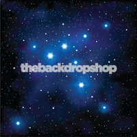 Starry Night Photography Backdrop - Celestial Backdrop for Photo - Item 1406