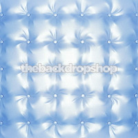 Light Blue Faux Leather Backdrop for Photography - Item 1524