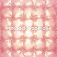 Pastel Pink Faux Leather Backdrop for Photography  - Item 1525