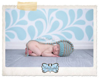 Aqua Blue Swirl Pattern Photography Backdrop for Pictures - Turquoise Photo Backdrop - Item 1701