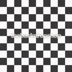 Black and White Tile Floor Drop for Photos – Checkerboard Tile ...