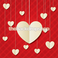 valentine photography backdrop item 1817 - Valentines Backdrops