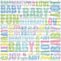 Newborn Baby Photography Backdrop - Item 1828