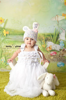 Easter Backdrop for Photos – Photography Backdrop for Easter Pictures - Item 1840