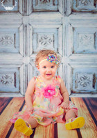Shabby Blue Ornate Old Carved Wood Wall Photography Backdrop - Weathered Wood Tile Backdrop - Item 1882
