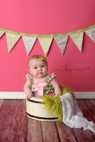 Solid Magenta Pink Photography Backdrop - Hot Pink Photo Backdrop - Item 1907