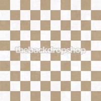 Kids Brown Tile Floor Backdrop - Item 2014