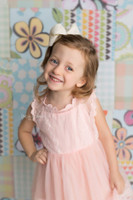 Children's Colorful Patchwork Backdrop - Item 2094