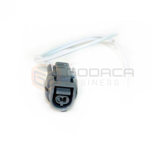 1x connector temperature sensor for toyota 2jz 90980 11428 with wire rh godaca com