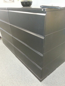 30 MERIDIAN 4 DRAWER LATERAL FILES 42W