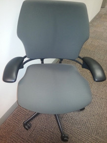 14-USED HUMANSCALE FREEDOM WORK CHAIR
