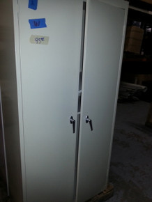 Used Storage and Supply Cabinets