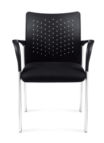 OTG11740B STACKABLE GUEST CHAIR