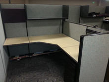 90 Used Herman Miller AO2 6x6 Cubicles