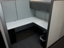 30 Used Knoll Morrison 6x5 Cubicles