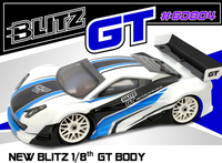 BLITZ 1/8 GT with Wing 1pcs (1.0mm)