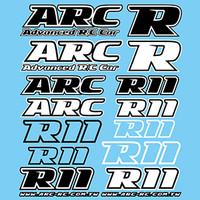 ARC R11 Decal