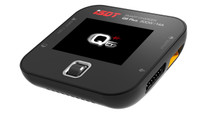 iSDT Q6 Plus Compact DC Lithium Battery Charger  (Black)