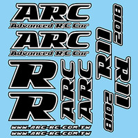 ARC R11 2018 Decal