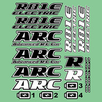 ARC R8.1E Decal