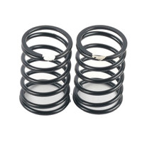 ARC R10 Shock Spring 0.33 White (2pcs)