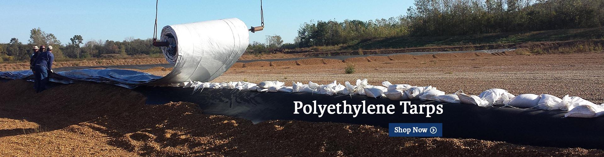 polyethylene tarps