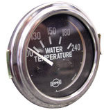 Isspro Water Temperature Gauge, Truck mount, PHY074-005