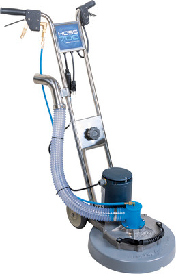 sapphire scientific hoss 700 rotary carpet cleaning extractor machine mh45 hoss 700 rotary