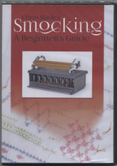 DVD - Smocking a Beginners Guide available in PAL or NTSC format