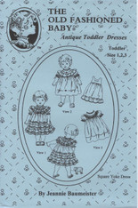 Antique Toddler Dresses by Old Fashioned Baby