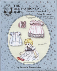Emma's Smocked Baby Dresses by Old Fashioned Baby
