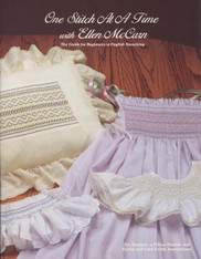 One Stitch at a Time by Ellen McCarn - great beginners guide to smocking