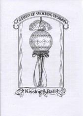 Smocked Kissing Ball Instructions
