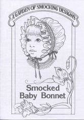 Smocked Baby Bonnet Instructions