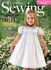 Classic Sewing Magazine Spring 2017