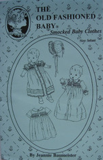 Smocked Baby Clothes by The Old Fashioned Baby