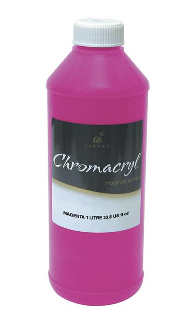 Chromacryl Student Acrylics - 1L