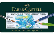 Faber Castell Albrecht Durer-Artist Watercolour Pencils 12 Set