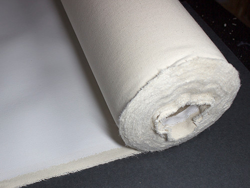 Primed Canvas Roll