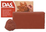 DAS Modelling Dough 1kg - Terracotta